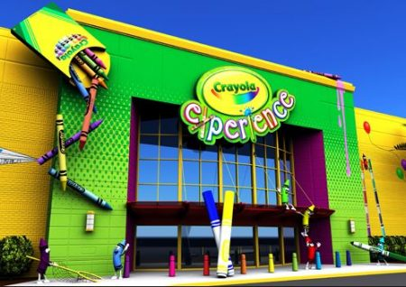 Crayola Experience Opportunity Update