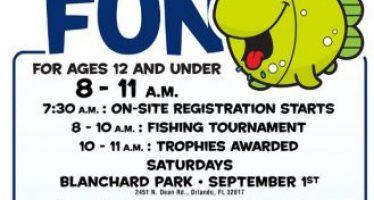 Orange County's Kids Fish 4 Fun
