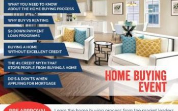 Home Buying Event