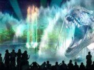Universal's New Nighttime Lagoon Show