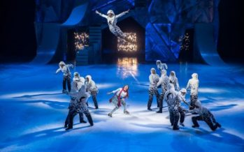 Cirque du Soleil Crystal Giveaway
