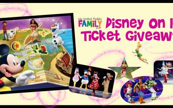 Disney on Ice Ticket Giveaway 2018