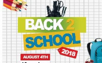 Oviedo Mall Back to School Bash 2018