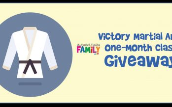 Victory Martial Arts Class Giveaway
