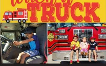 Orlando Fire Department Touch a Truck