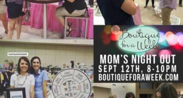 Boutique for a Week Consignment Sale