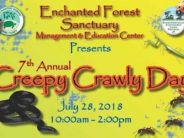 Creepy Crawly Day at Enchanted Forest