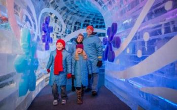 "ICE! at Gaylord Palms Features ""A Christmas Story"""