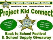 Lake County Sheriff's Back to School Fest