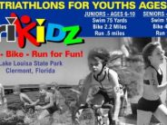 Youth Mini Triathlon in Clermont