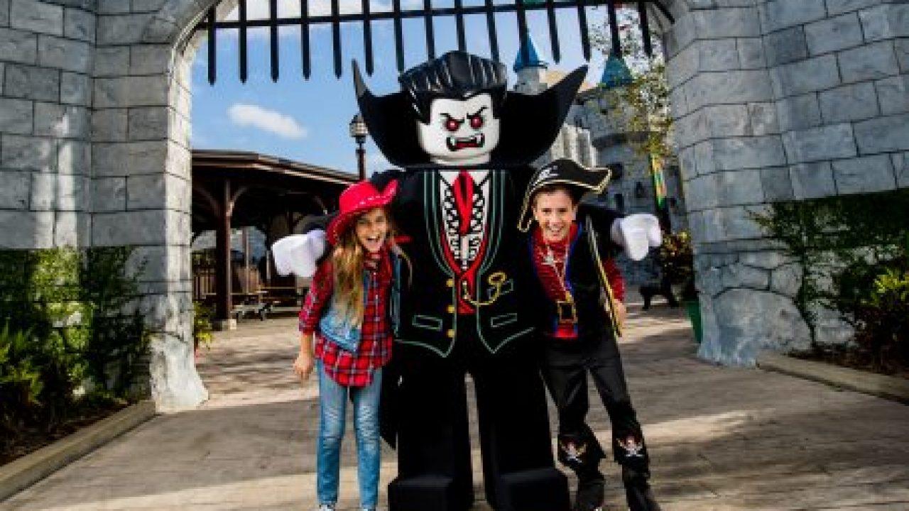 2020 Halloween Hillsborough County Florida LEGOLAND Safe Spooky Fun at Brick or Treat 2020