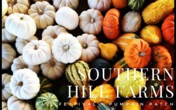 Southern Hill Farms Fall Festival 2018