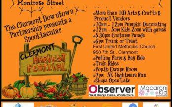 Clermont Harvest Festival 2018