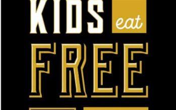 4 Rivers Kids Eat Free
