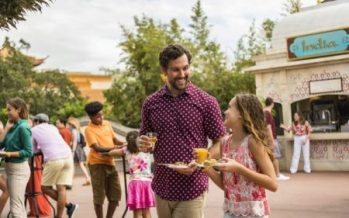 Epcot Food and Wine Festival Menu 2018