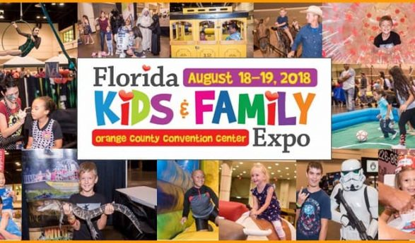 Florida Kids and Family Expo Preparation 2018