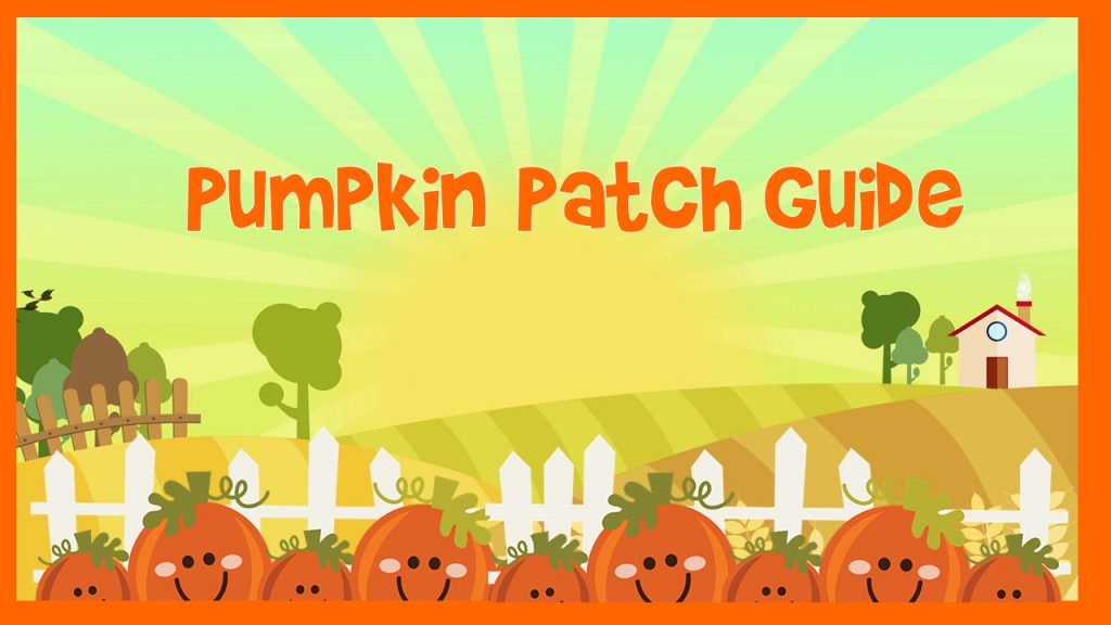 2019 Central Florida Pumpkin Patch Guide