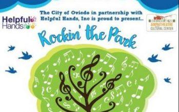 Rockin' the Park in Oviedo