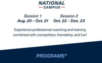 USTA Fall Tennis Programs 2018