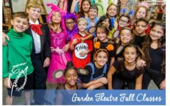 Youth Arts Education at Garden Theater