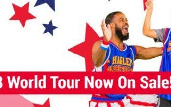 Harlem Globetrotters at CFE Arena in December