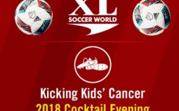 Kicking Kids' Cancer 2018 Cocktail Evening