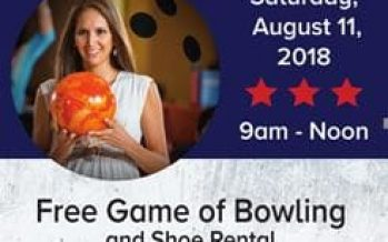 Free Bowling on National Bowling Day