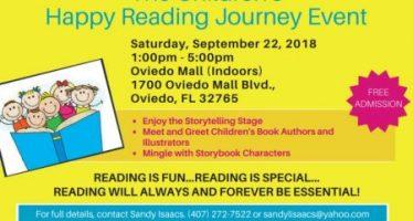 Children's Happy Reading Journey Event