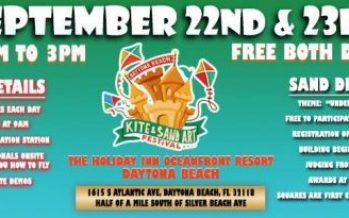 Daytona Beach Kite Festival 2018