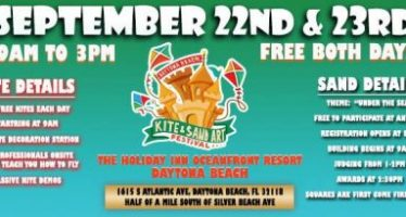 Daytona Beach Kite Festival 2018