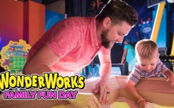 WonderWorks Orlando Family Fun Day 2018