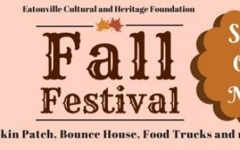 Eatonville Fall Festival 2018