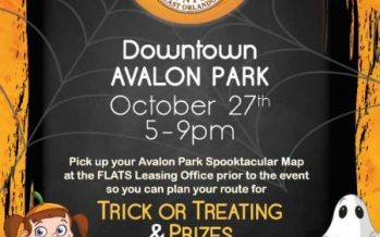 Avalon Park Fall Events 2018