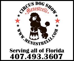 Dog Show Menestrelli Entertainment