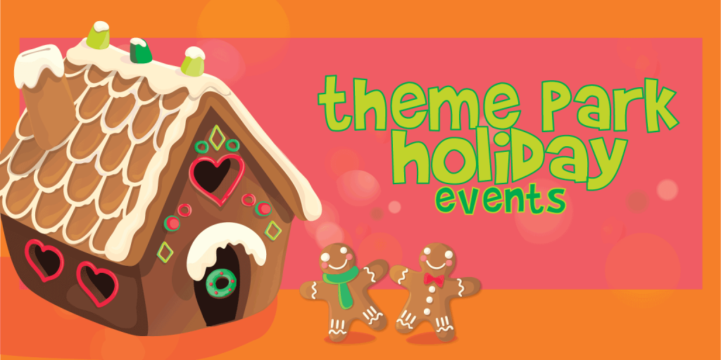 Theme Park Holiday Events 2019