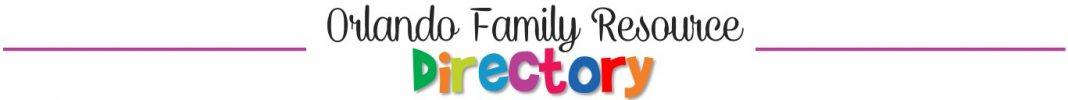 Orlando Family Resource Directory