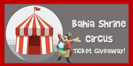 Bahia Shrine Circus 2019 Ticket Giveaway