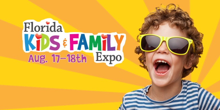 Florida Kids and Family Expo Giveaway