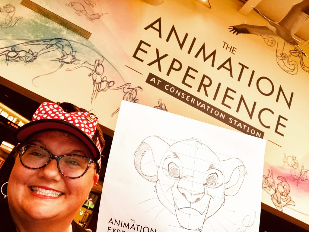 The Lion King Experience at Animal Kingdom