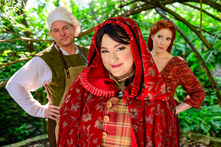 Central Florida Community Arts presents Into The Woods