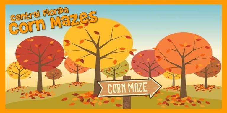 Central Florida Corn Mazes 2021
