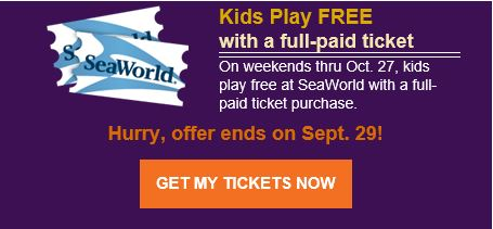 SeaWorld Halloween Spooktacular Kids Play Free