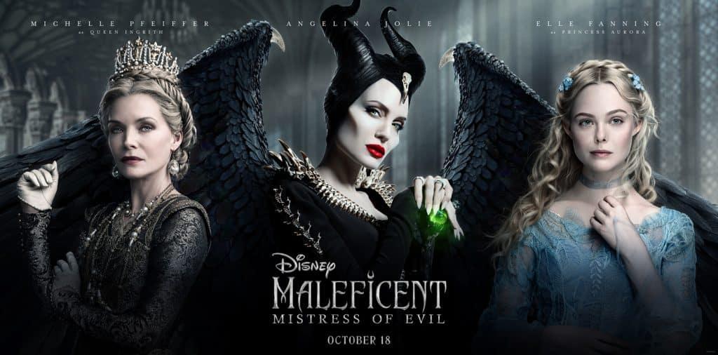 MALEFICENT MISTRESS OF EVIL Advance Screening Ticket Giveaway