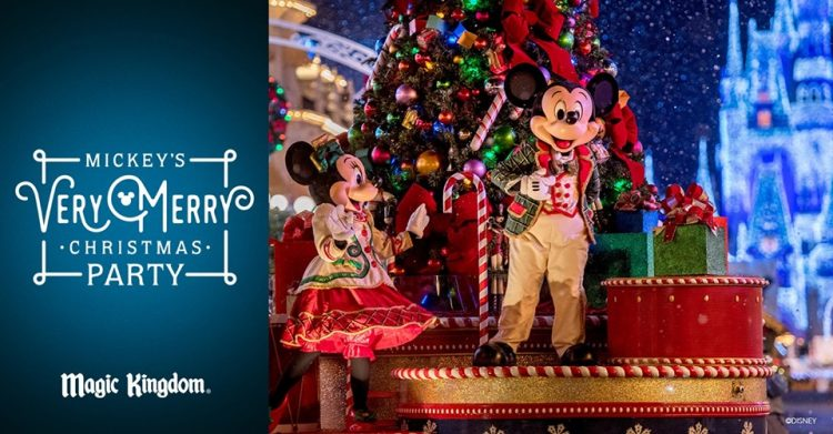 Mickeys Very Merry Christmas Party.Mickey S Very Merry Christmas Party Mycentralfloridafamily Com