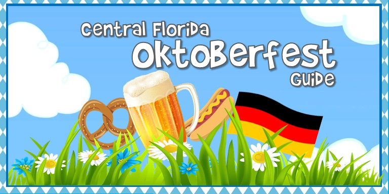 Central Florida Oktoberfest 2021 - Are you looking for some Oktoberfest fun throughout Central Florida? Check out some of the Oktoberfest