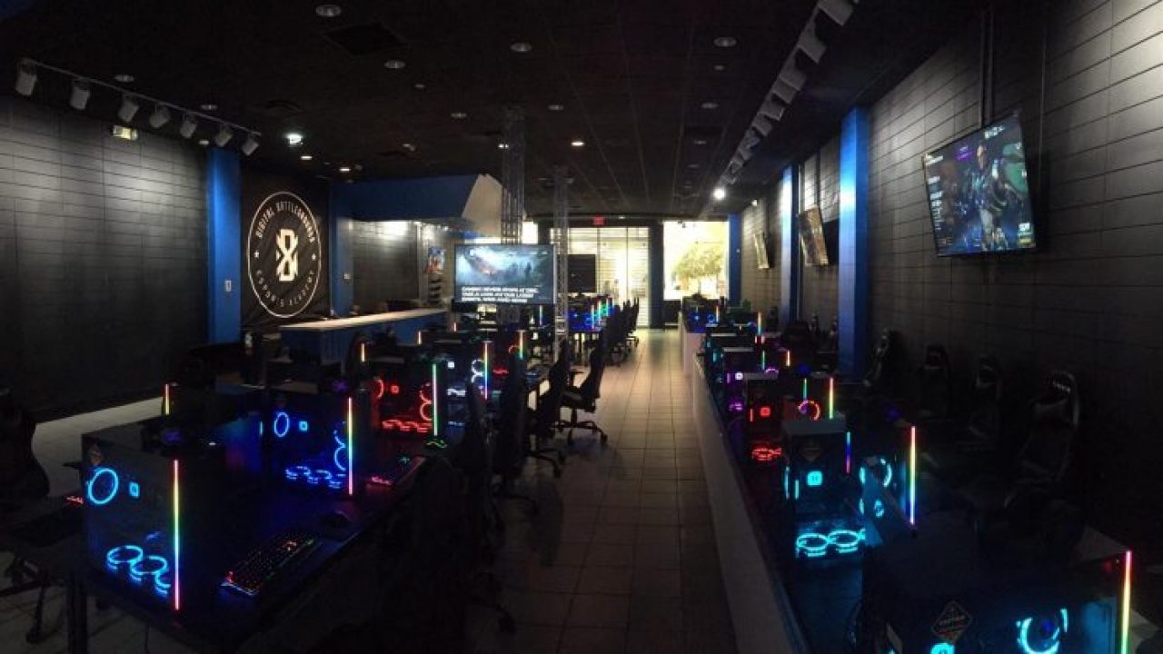New Orlando Gaming Center Opens at Fashion Square Mall