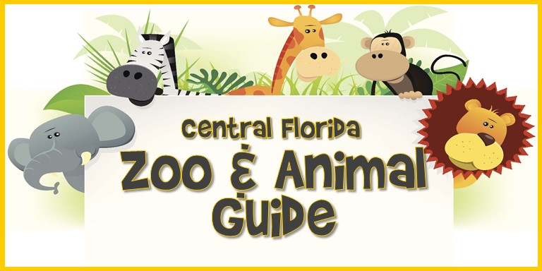 Zoo and Animal Guide for Central Florida