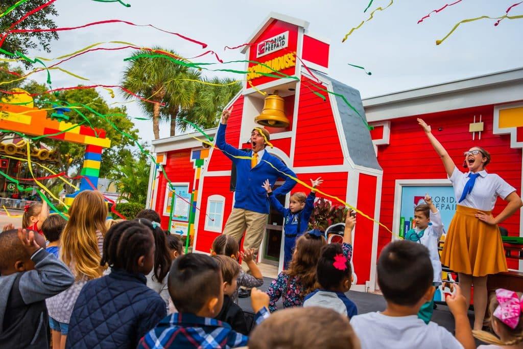 Florida Prepaid Schoolhouse Opens at LEGOLAND