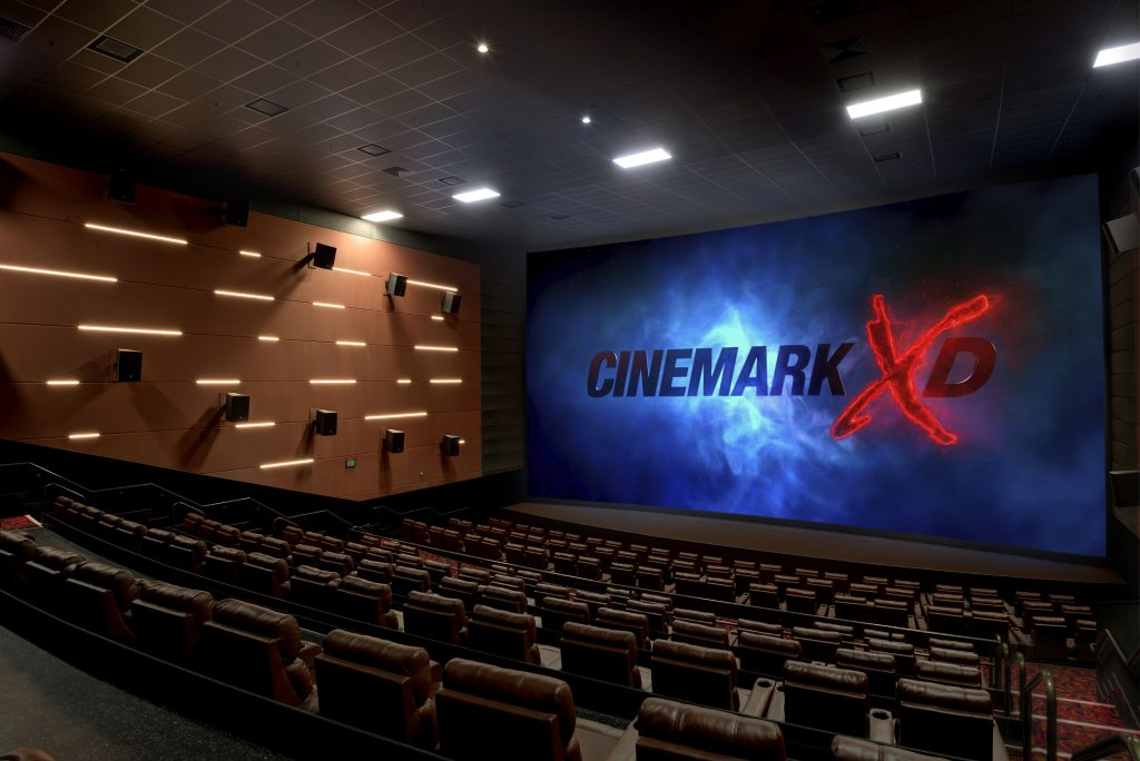 Universal Citywalk Upgraded Cinemark Theaters Are Here