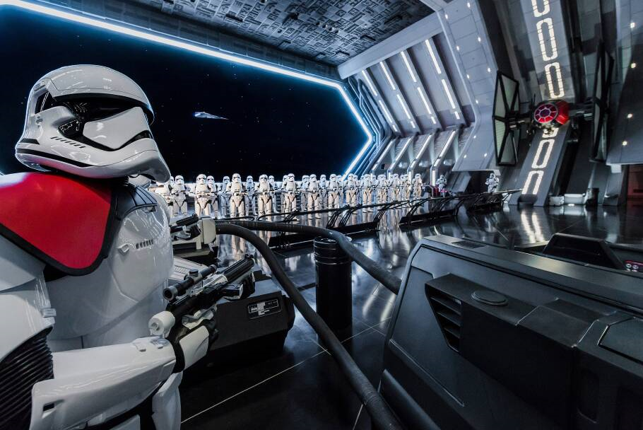 Star Wars: Rise of the Resistance Opens December 5 at Disney's Hollywood Studios